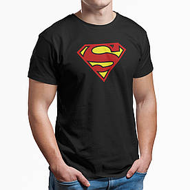 """Футболка мужская с принтом """"Superman"""""""