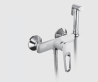 Гигиенический душ со смесителем Frap H49 F2049 латунный