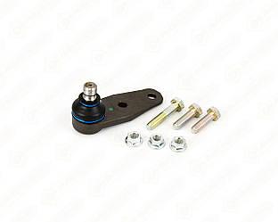 Кульова опора важеля, d=10 мм на Renault Kangoo 1997->2002 — Meyle - 16-160104264