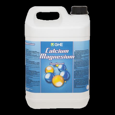 Удобрение для гидропоники GHE Calcium Magnesium 5 л
