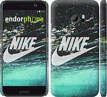 "Чехол на HTC 10 Water Nike ""2720c-464"""