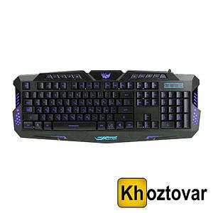 Провідна ігрова клавіатура з підсвічуванням М-200