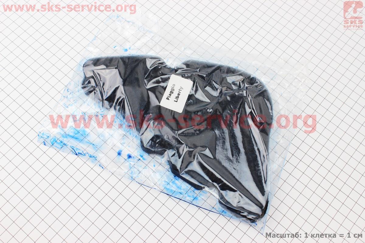 Фильтр-элемент воздушный (поролон) Piaggio LIBERTY с пропиткой, черный