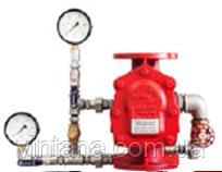 Сигнальный клапан водяного пожаротушения, (Duyar Турция) DN 065, DN 080, DN 100, DN 150, DN 200, фото 2