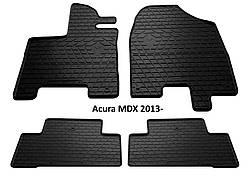 Коврики в салон резиновые Stingray ACURA MDX 2013