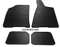 Резиновые автомобильные коврики в салон AUDI 80 (B3) 1986 ауди а4 б3 б4 Stingray