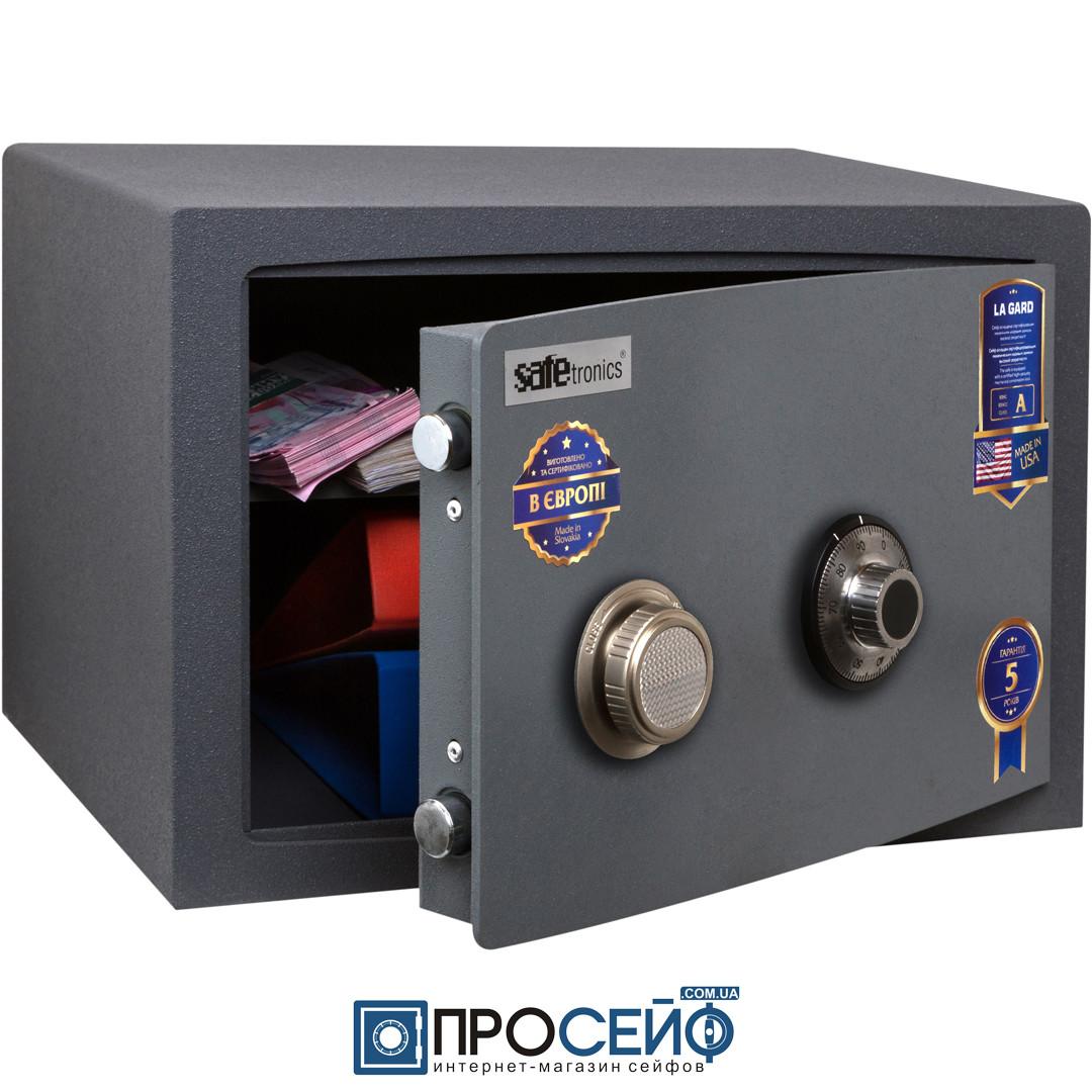 Мебельный сейф Safetronics NTL 24LG