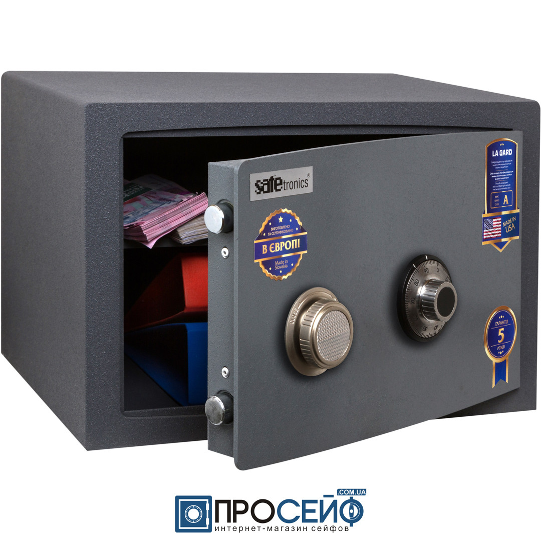 Меблевий сейф Safetronics NTL 24LG