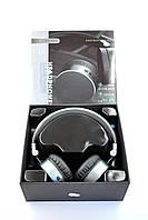 Беспроводные наушники Bluetooth-гарнитура VJ078 (кнопки управ.каб 3,5/3,5) Grey