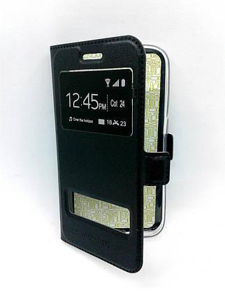 Чехол-книжка Flip Cover for Meizu M6s Momax black, фото 2