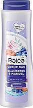 Крем - піна для ванни Balea Blaubeere & Mandel 750 мл