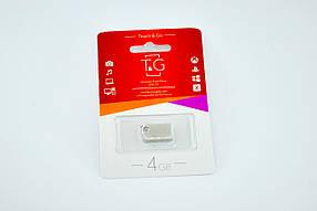 Usb 4Gb T&G 109 Metal series
