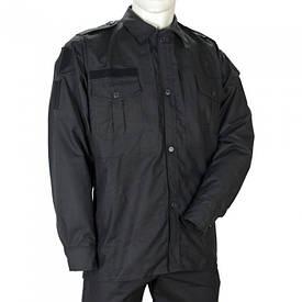 Форма курсанта полиции черная