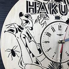 Детские настенные деревянные часы «Тимон и Пумба», фото 3