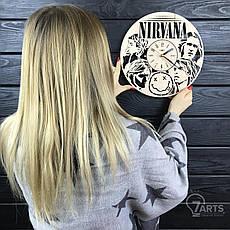 Тематические интерьерные настенные часы «Nirvana», фото 3