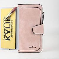 Комплект клатч Baellerry Forever + набор помад Kylie Birthday Edition