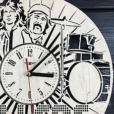 Оригинальные интерьерные настенные часы «The Killers», фото 2