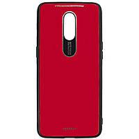 Чехол C-KU для смартфона OnePlus 7 Red 3886-10913, КОД: 1416770
