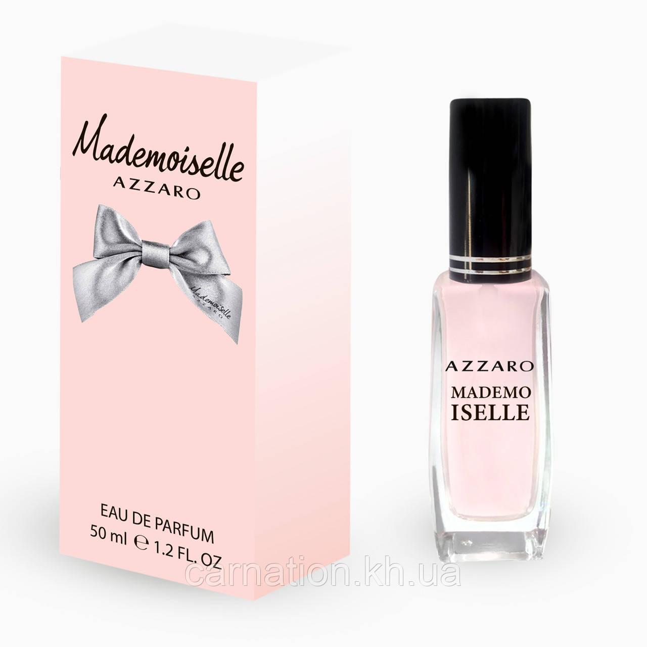 Женский мини парфюм  Azzaro Mademoiselle 50 мл