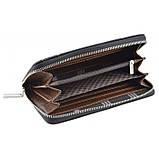 Мужское портмоне Baellerry S1514 Чёрный, фото 6