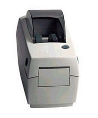 Настольный принтер печати штрихкодов «Zebra ТLP 2824»