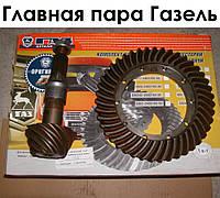 Главная пара на Газель 3302 (8х41 зуб) нового образца мелкий шлиц (Оригинал ГАЗ) 3302-2402165-50