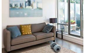Домашние наборные Гантели 2 шт по 6 кг серые комплект гантелей с блинами в комплекте для дома, фото 2