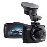 Видеорегистратор G30 Full HD 1080P 1 камера Черный, фото 2