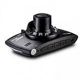 Видеорегистратор G30 Full HD 1080P 1 камера Черный, фото 3