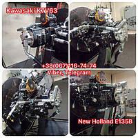 Kawasaki K7 ремонт гидромоторов гидронасосов