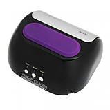 УФ лампа для ногтей Beauty nail 18K CCFL LED 48W сушилка сенсор Чёрный, фото 2