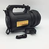 Мощный Светодиодный Фонарь TD 6000A 30 W Прожектор фонарик, фото 3