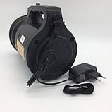 Мощный Светодиодный Фонарь TD 6000A 30 W Прожектор фонарик, фото 4