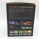 Мощный Светодиодный Фонарь TD 6000A 30 W Прожектор фонарик, фото 5