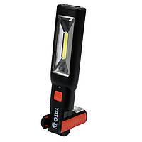 Светодиодный аккумуляторный фонарь для СТО YATO (YT-08504), фото 1