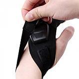 Перчатки с подсветкой Atomic Beam Glove (hand-free light), фото 4