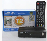 Цифровой эфирный приемник TV тюнер T2 Megogo