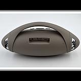 Портативная bluetooth стерео колонка спикер Hopestar H37 Серый, фото 2