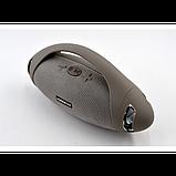 Портативная bluetooth стерео колонка спикер Hopestar H37 Серый, фото 3