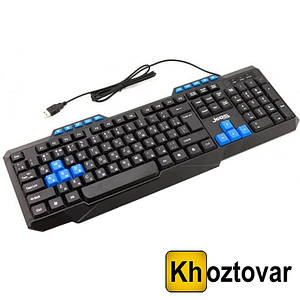 Провідна ігрова клавіатура Jedel K518