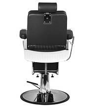 Парикмахерское мужское кресло Elegant Pro, фото 3