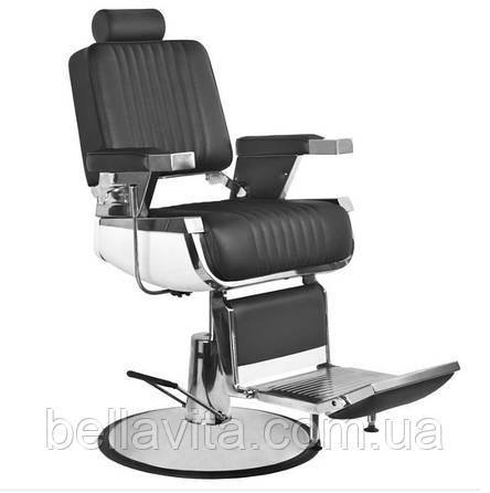 Парикмахерское мужское кресло Elegant Pro, фото 2