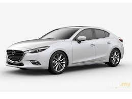 Mazda 3 IV 2019-