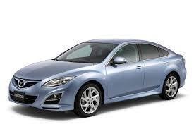 Mazda 6 II 2007 - 2012