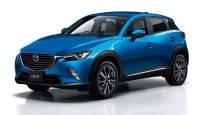 Mazda CX-3 2018-
