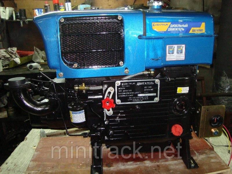 Двигатель для мототрактора ДД1105ВЕ, 18 л.с.