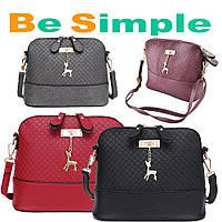 Женская сумка клатч Бэмби / Бемби