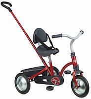 Велосипед детский Smoby Toys Зуки металлический с багажником красный (740800)