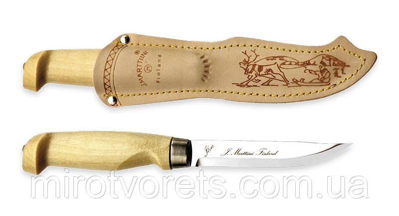 Нож фиксированный Marttiini Lynx 129
