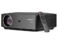 Мультимедийный проектор  F30 MINI Портативный домашний кинотеатр мини проектор